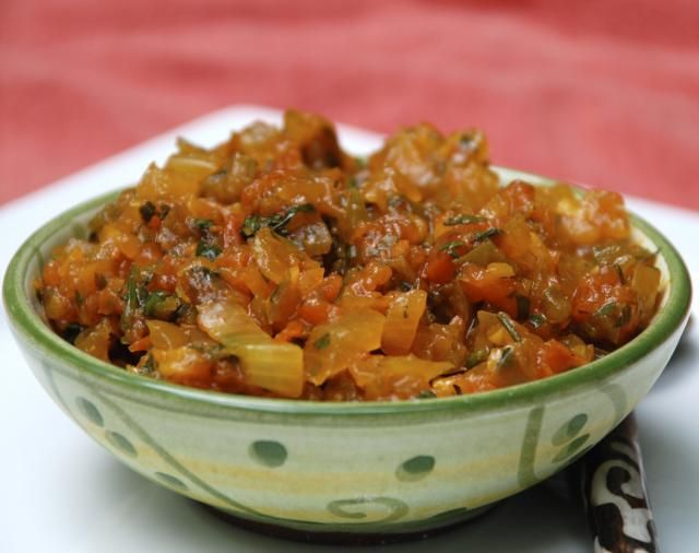 Hogao is a tomato and onion based sauce enjoyed as a condiment and a seasoning for many Colombian dishes.