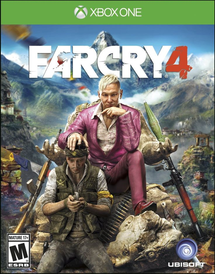 Far Cry 4 on Xbox One is on sale at the moment for $9.30 (-69%) #FarCry4 #PS4 #Ubisoft #PS4share #gaming #farcry #games