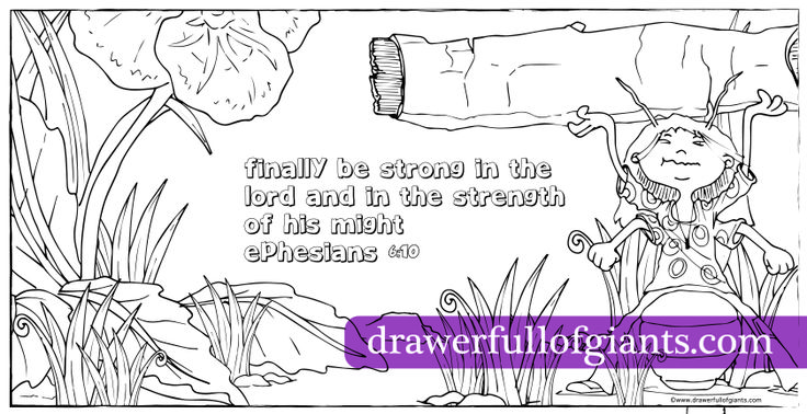 colouring pages found at drawerfullofgiants.com - for FREE