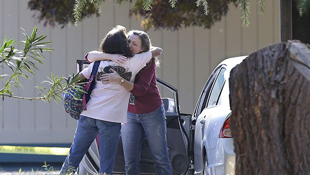 "California Mother, 31, Shot 5 Times While Saving Her Kids From Gunman Gets Ignored By Bystanders https://tmbw.news/california-mother-31-shot-5-times-while-saving-her-kids-from-gunman-gets-ignored-by-bystanders  Bleeding from the five bullets she took while protecting her children in the Tehama Counting shooting, a desperate mother begged strangers to save her. Instead of rushing to her aid, passersby refused to help!""I just kept on praying that he'd go away because I can't take another…"
