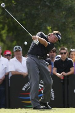 PGA Leaderboard, John Deere Classic - Phil Mickelson Wins 2013 Scottish Open on European Tour