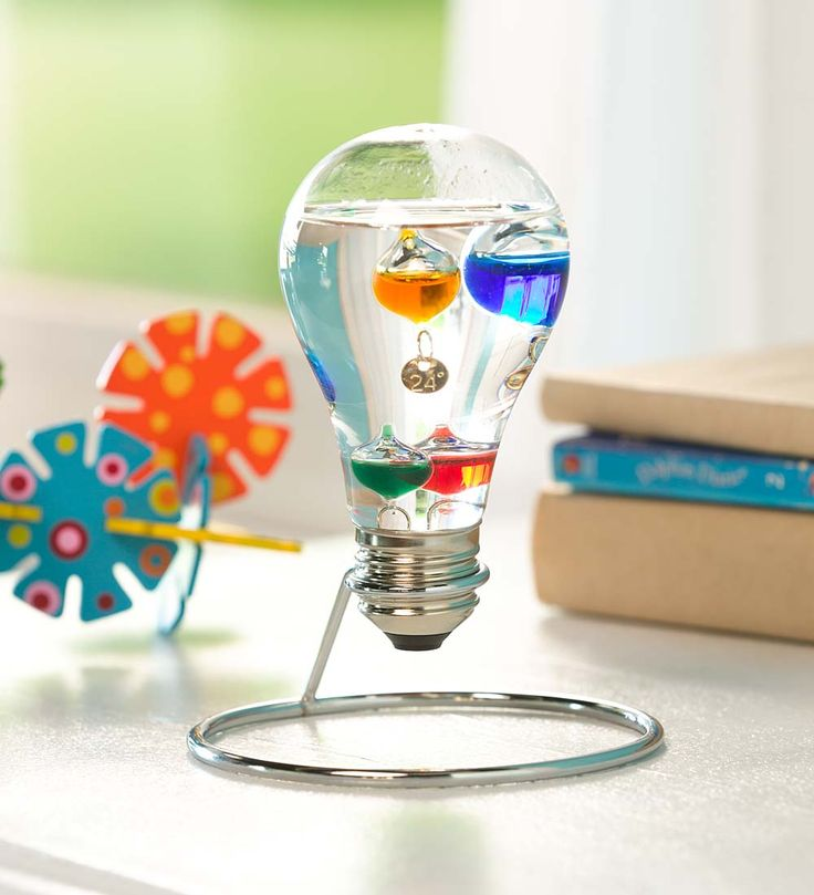 Galileo Thermometer in Fun with Science