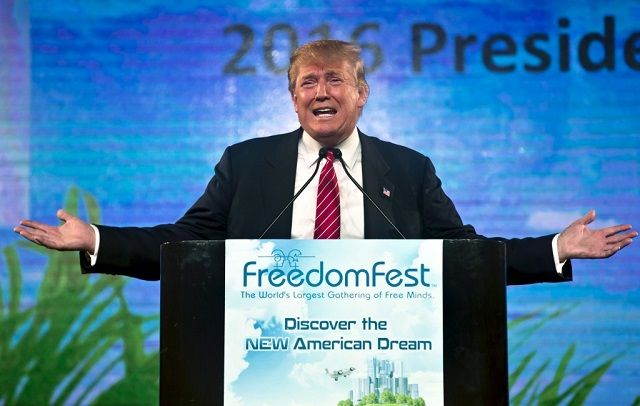 Live Stream: Donald Trump Speaks at AIPAC Conference in Washington, DC (3-21-16) - Excellent!