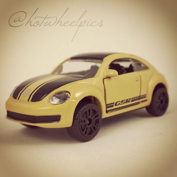 VW Beetle GSR - 2017 Majorette Racing Cars Series #diecast | #majorette | #toycars | #VW