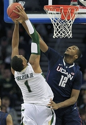 """Andre Drummond - Wingspan 7'6.25"""" #wow"""