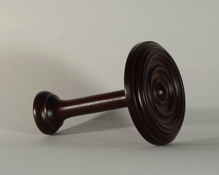 Ryan Wallcoverings Ltd - Walnut Holdbacks (Pair), €31.00 (http://www.ryanwallcoverings.com/walnut-holdbacks-pair/)