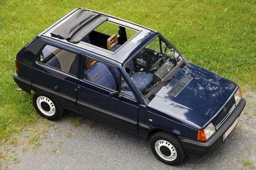 Seat Marbella bijzonder model Jeans - 1991