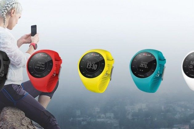 Polar M200 is a simpler health-focused smartwatch with all the goodies