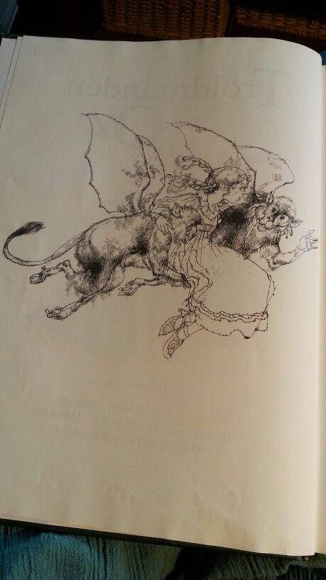 Troldmanden fra Oz. Ill. af Victor G. Ambrus