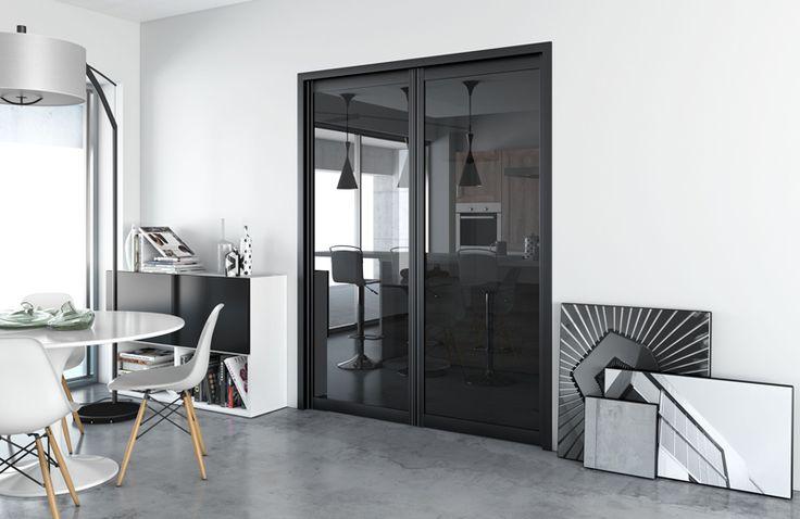 17 meilleures images propos de portes pour dressings for Portes coulissantes sogal