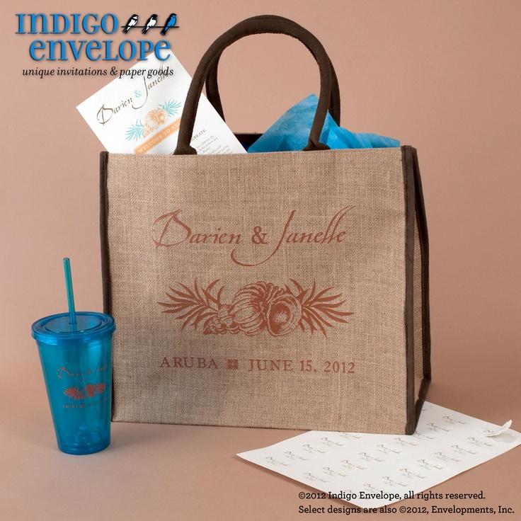 Destination Wedding Gift Bags Guests : ... Wedding, Destinations Gift, Destination Weddings, Wedding Gifts