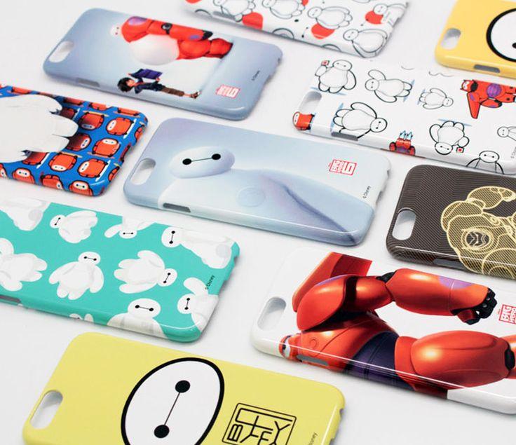 [바보사랑] 디즈니 빅히어로 휴대폰 케이스! /디즈니/캐릭터/하드케이스/휴대폰케이스/아이폰/Disney/Characters/Cellular phone/Case/IPhone