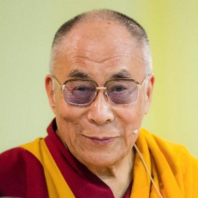 """Dalai Lama on Twitter: """"Change starts with us as individuals. If one individual becomes more compassionate it will influence others and so we will change the world."""""""