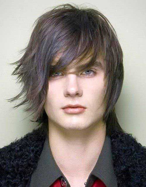 Cool 20 Cool Long Hairstyles for Boys 2016 Check more at http://menshairstylesweb.com/20-cool-boys-long-hairstyles-2016/