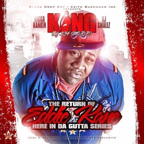 Big Ken (King of 334 MO.B.B.) – The Return of Eddie Kane : Hip Hop On Demand
