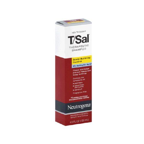 Neutrogena Neutrogena shampoo t sal control caspa 133ml Neutrogena t / sal champú terapéutica máxima recomendada por los dermatólogos para aliviar la picazón y la descamación asociadas con la psoriasis del cuero cabelludo, dermatitis seborreica y la caspa incluso común.
