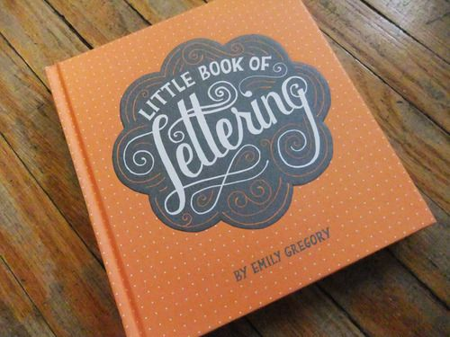 betype:  The Little Book Of Lettering Typography is always one...