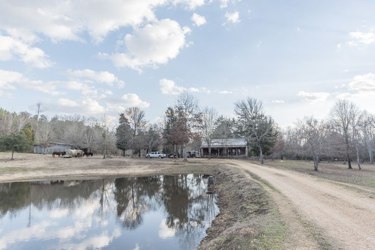 859 CR 52, Houston, MS. This custom-built home rests on 14 beautiful acres neighboring the Tombigbee National Forest in Houston, MS. Each piece of lumber used in this masterpiece was harvested on site. An open floor plan offers over 2400sqft, a 15'x30' master bath, walk-in-shower, hardwood floors, front and back porches, and a heavy-duty metal roof. Meanwhile, the barn awaits the arrival of your favorite equine friends. Visit www.eratownandcampus.com for more details.