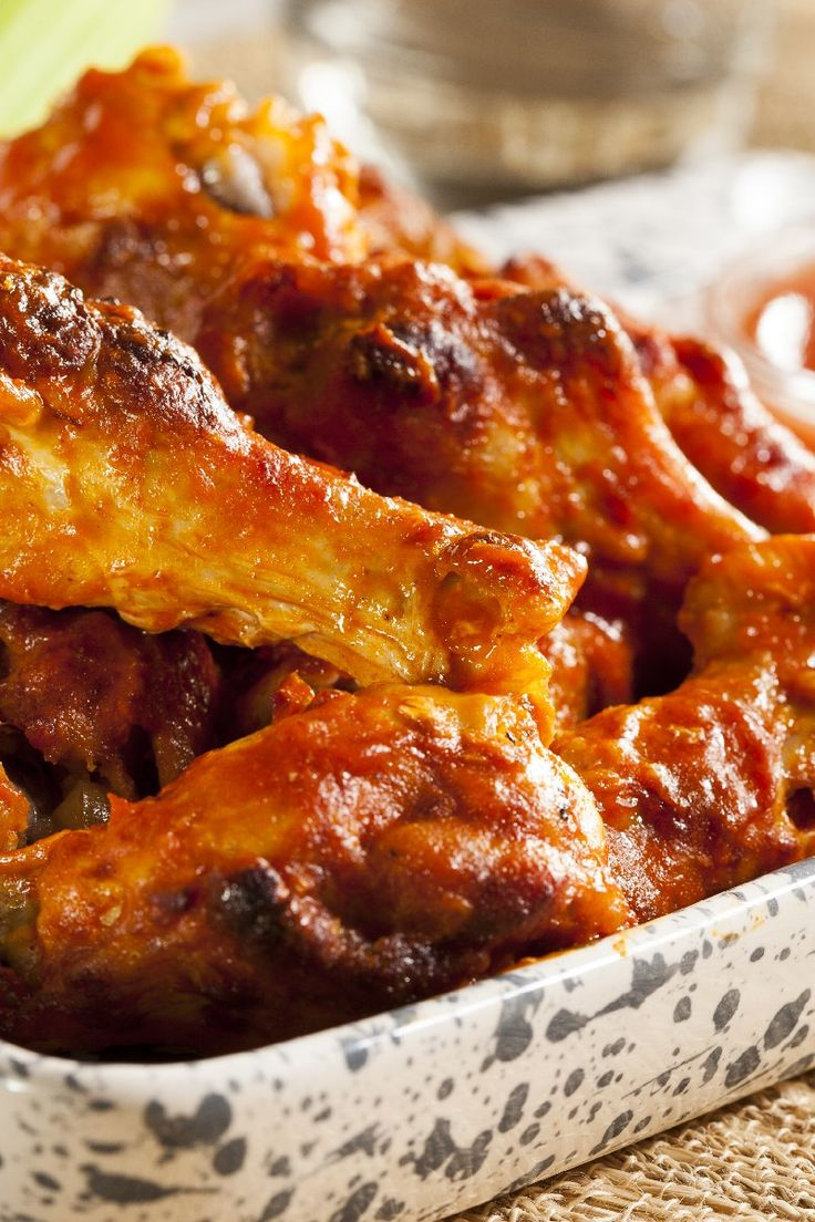Caramelized Baked Chicken Legs/Wings Recipe