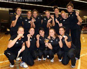 New Zealand Win Trans-Tasman Secondary Schools Netball Tournament 2013 - Final Results
