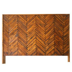 Herringbone Headboard F/Q, $799, now featured on Fab.