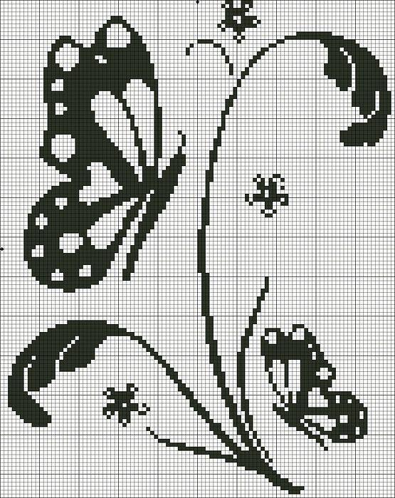 1-color Cross Stitch