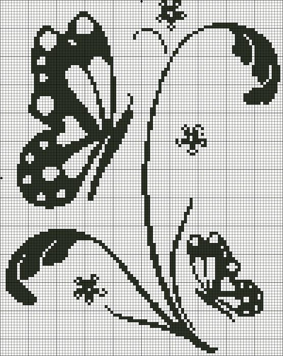 1-color Cross Stitch