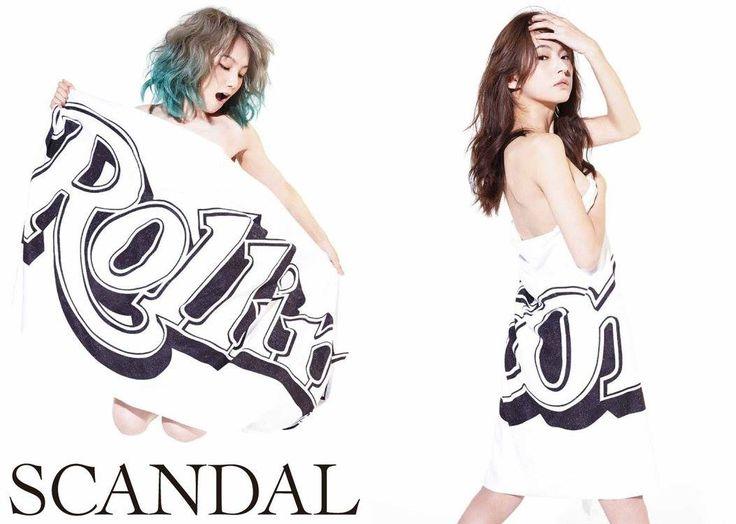 La banda japonesa SCANDAL cumple su décimo aniversario y lo celebra mostrando todo su esplendor en la revista Rolling Stone ¿Qué más dec...