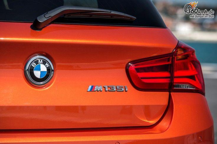 Der BMW M135i nach dem Facelifting