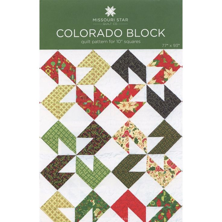A couple of packages of 10″ squares, one print and one solid, is all you'll need to make this beautiful quilt to keep the winds at bay. Description from shops.missouriquiltco.com. I searched for this on bing.com/images