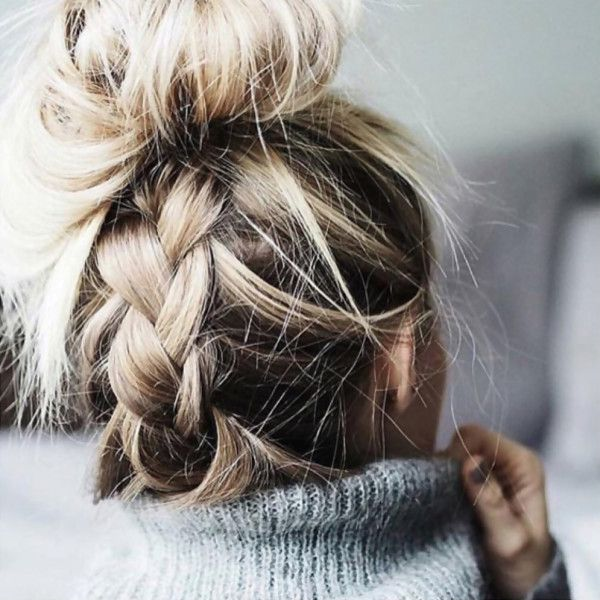 A gorgeous, tousled braid is a romantic hairstyle suited for a long list of spring activities. From a destination wedding to a first date to a music festival, nothing says free spirit like flowing braided locks.