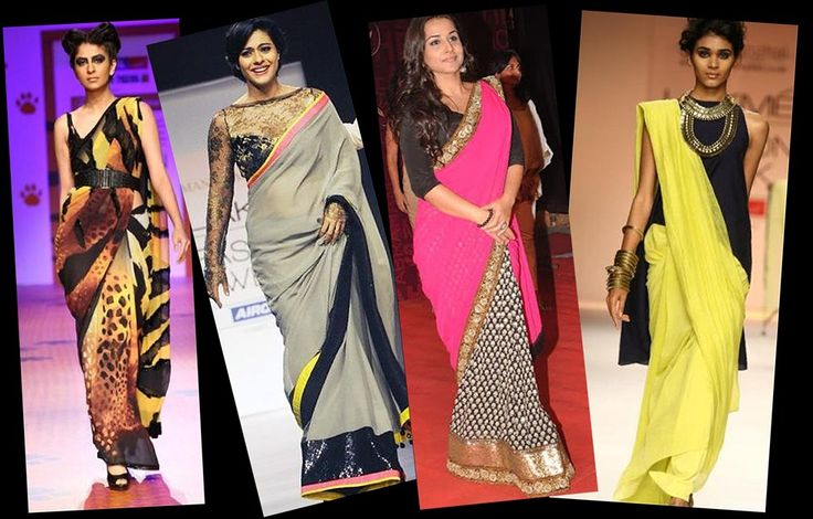 8 Ways To Be A Ms. Perfectionist In Draping Saree