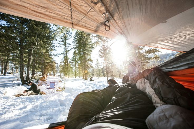 Camping in the snow adds a mountain of challenges and fun, to what would normally be a routine camping trip. Obviously the colder and more serious the winter weather, the more gear you have to pack.