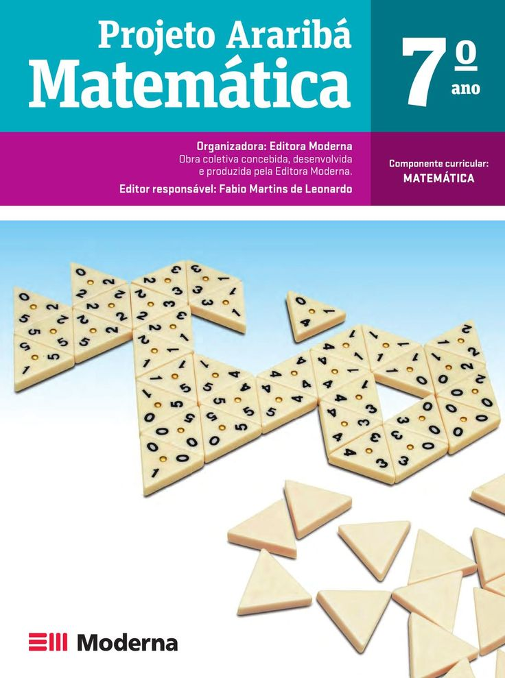 Araribá Matemática - 7º ano