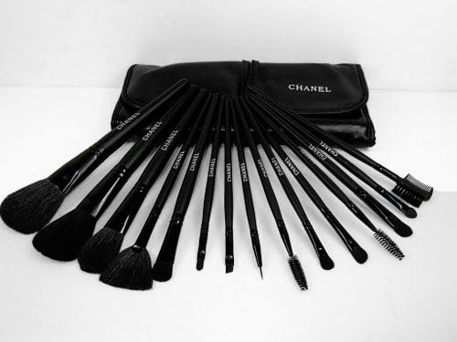 Chanel brushes- love mine.  The BEST and durable.