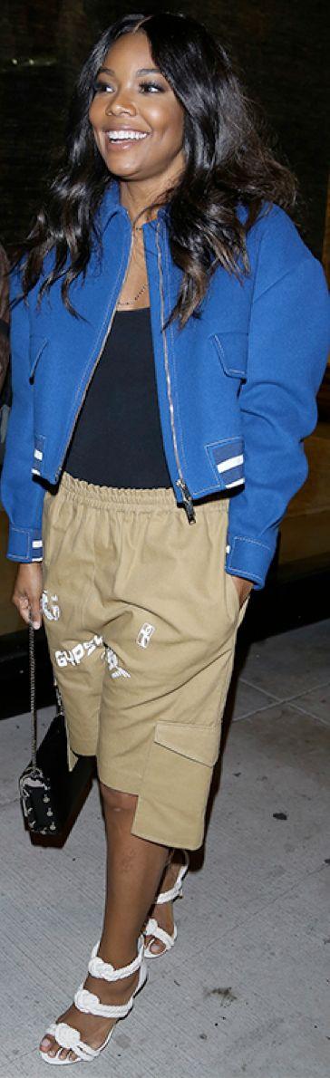 cool Gabrielle Union Wears Alejandra G Shoes