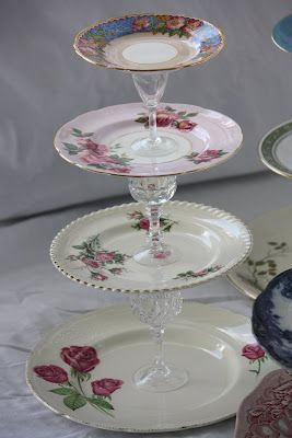 Cake Stands For Diy