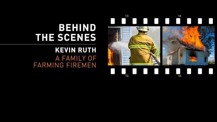 Why I Farm: Behind the Movement - Kevin Ruth: A Family of Farming Firemen