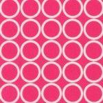 Metro Living –  Pink Circles