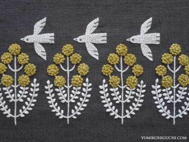 冬は可愛い刺繍をしませんか?樋口愉美子さんの図案で作ろう - Locari(ロカリ)