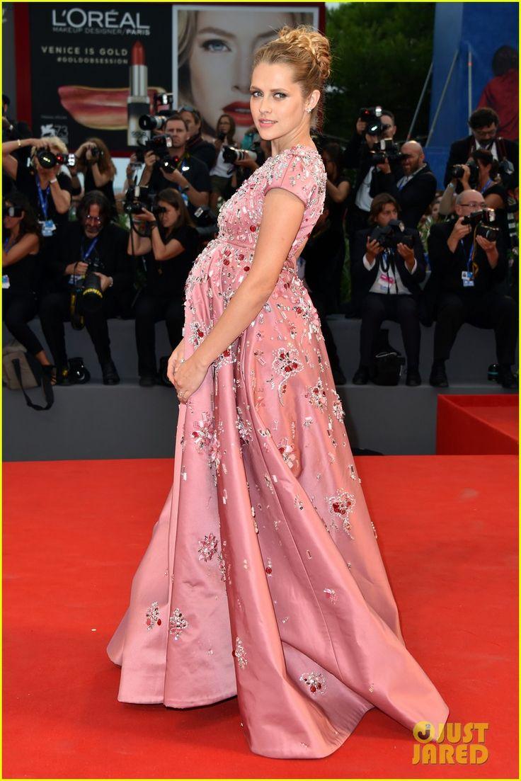 Andrew Garfield & Teresa Palmer Premiere 'Hacksaw Ridge' at Venice Film…