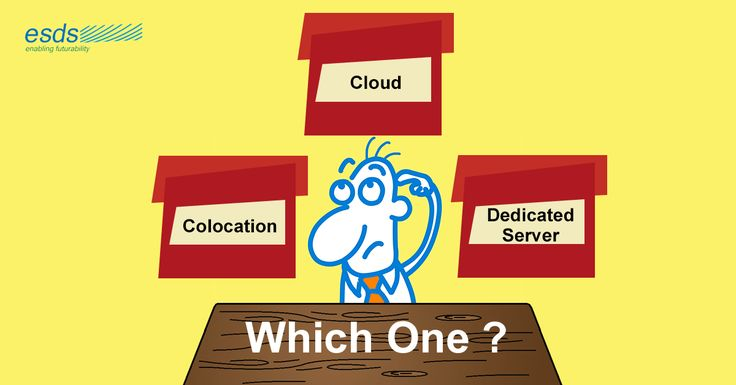Cloud, Colocation or Dedicated – Which one should you choose?  The modern day #IT infrastructure thrives on the framework of #colocation, #dedicatedhosting or #cloudcomputing. Know the right choice of #technology for your business #enterprise.