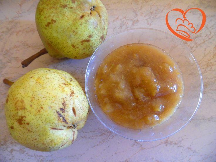 Marmellata di pere e uva bianca http://www.cuocaperpassione.it/ricetta/8e3b1f4c-9f72-6375-b10c-ff0000780917/Marmellata_di_pere_e_uva_bianca