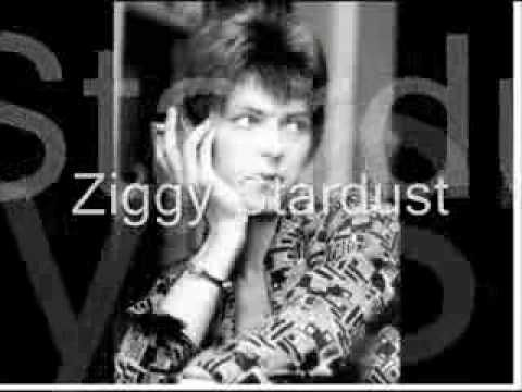 "http://EasyLyrics.org  Your ultimate lyrics search engine and index!    Find these lyrics at: http://easylyrics.org/?artist=David+Bowie=Ziggy+Stardust    ""David Bowie - Ziggy Stardust""      Oh  Oooh yeah  Ah  Ziggy played guitar, jamming good with weird and gilly  And the spiders from mars. he played it left hand  But made it too far  Beca..."