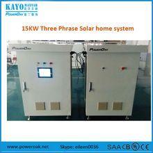 15Kwatt New Soalr Power Station Residential Solar Generator. Price:$18000 #solarpoweredgenerator