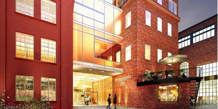 Administrasjonsbygget | Dark Arkitekter | Eve Images | Aker Brygge - Oslo - Norway