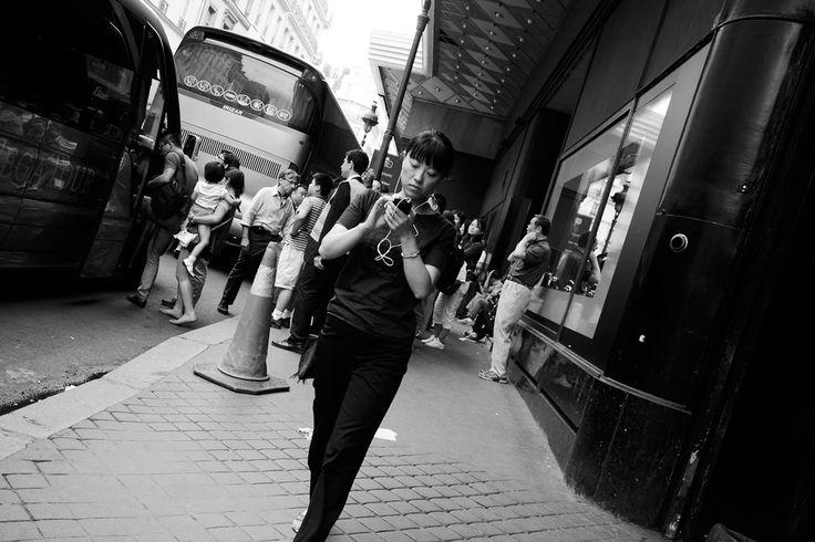 Smartphone girl