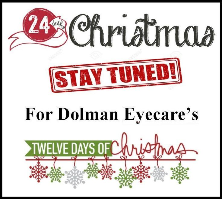 We are getting into the Holiday Spirit with our 12 days of Christmas! Stay tuned for fashion,fashion, fashion