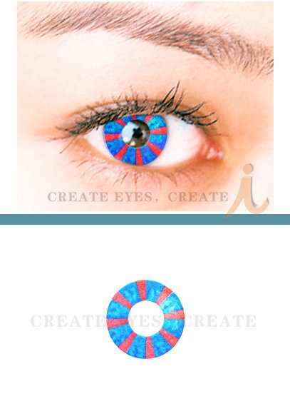Drive you friends CraZy with these beauties ♥ Wheel Crazy Cosmetic Contact Lenses HeavenlyCreates: Offers a wide variety of Crazy Contact Lenses at even crazier prices. Brand New and Packaged Packing: 2 pcs / Box Prescription: 0.00 Usage: 90+ days after opening Price: $69.00