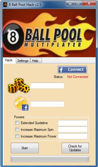 8 Ball Pool is the most popular pool game online with over 10 million active members to date. When you've played this game you know that you have limit on your chips, credits, tables, and so on. With this 8 Ball Pool Cheats / hacks, you can pass these limits - it works! Check out http://8ballpoolcheat.com to read more.